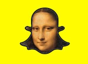 Snapchat - produkt idealnie prosty