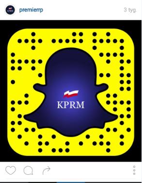 Snapchat - KPRM